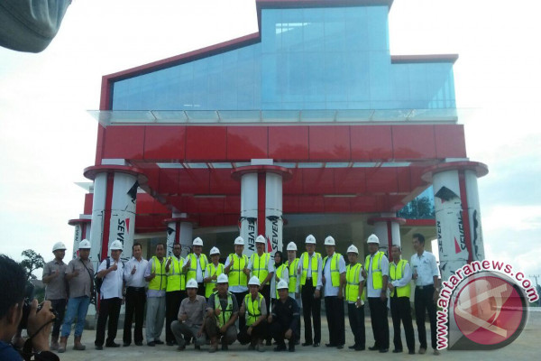 "Wali Kota Pangkalpinang Tinjau Gedung RSUD Depati Hamzah ""Green Hospital"""