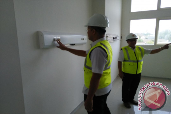 Wali Kota Pangkalpinang Tinjau Gedung RSUD Depati Hamzah