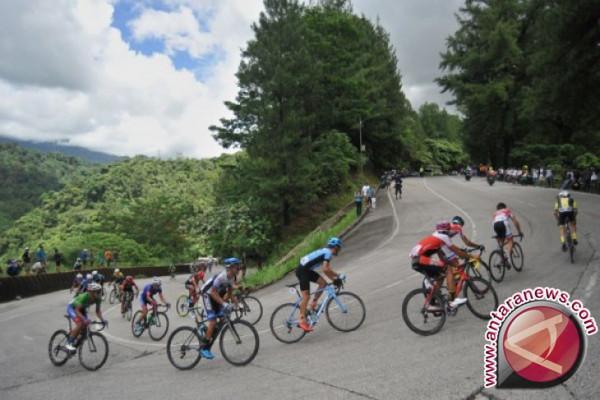 Klasemen Tour de Singkarak 2017 Hingga Etape Ketiga
