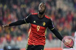 Lukaku Pecahkan Rekor Cetak Gol Untuk Belgia