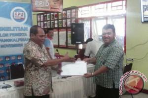KPU Pangkalpinang Sampaikan Hasil Penelitian Administrasi Parpol