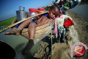 PBB Desak Myanmar Hentikan Operasi Militer Terhadap Rohingya
