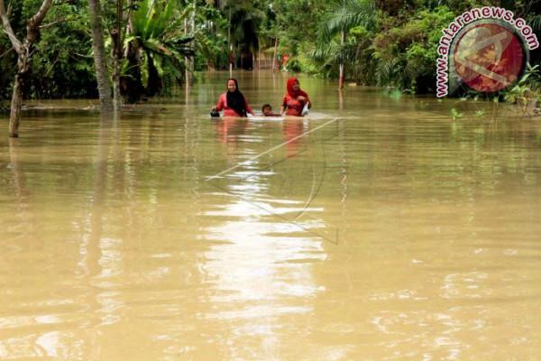 Banjir di Aceh Utara