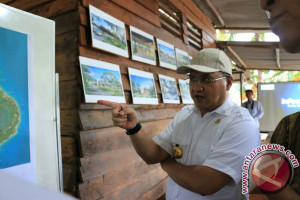 Gubernur Babel Kembangkan Wisata Religi Taman Samudera