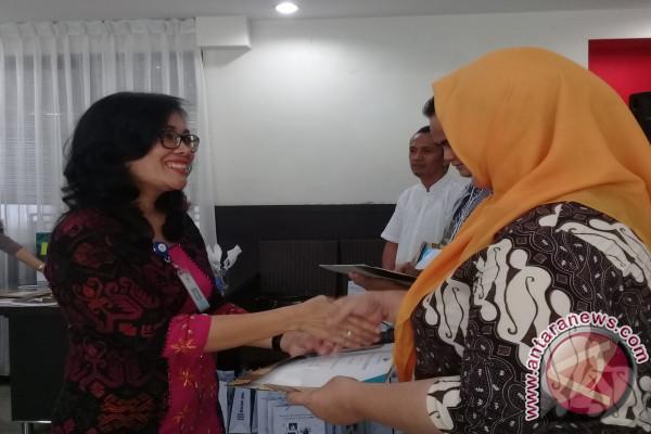 Garuda Indonesia Pangkalpinang berikan penghargaan kepada mitra usaha