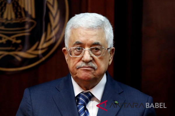 "Presiden Palestina pertanyakan ""aneh"" AS mengenai Timur Tengah"