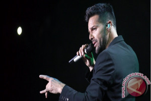 Ricky Martin menikah dengan pria
