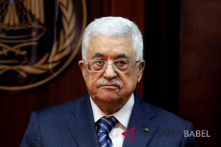 Presiden Palestina pertanyakan
