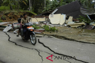 Jakarta Selatan rasakan guncangan gempa Banten