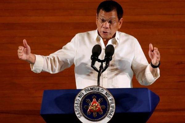 Presiden Filipina Rodrigo Duterte tuding Pappler terkait spionase Amerika