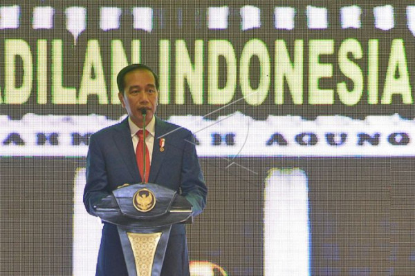 Sistem transparansi ala Jokowi untuk kepala daerah