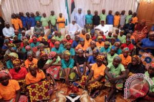 Para tersangka Boko Haram dibebaskan Nigeria  untuk rehabilitasi