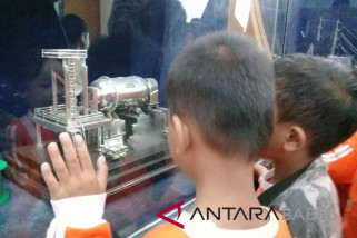 118.203 wisatawan kunjungi Museum Timah Indonesia