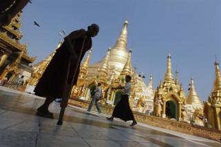 Menikmati kemilau Pagoda Shwedagon