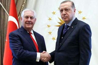 Turki dan AS sepakat perbaiki hubungan