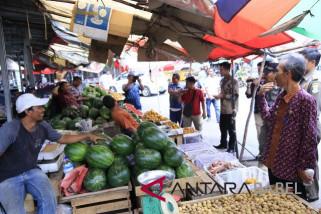 Pemkot Pangkalpinang akan benahi pasar tradisional