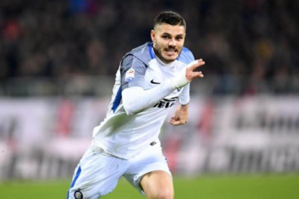 Icardi Quatrick, Inter Milan hancurkan Sampdoria 5-0
