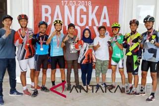 ISSI Bangka Selatan kirim enam pembalap ikut balap sepeda 200Km