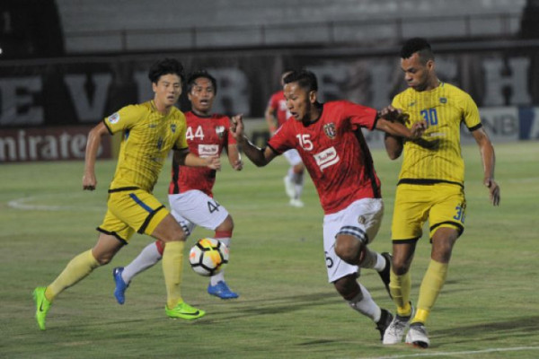 Bali United Lawan Global Cebu