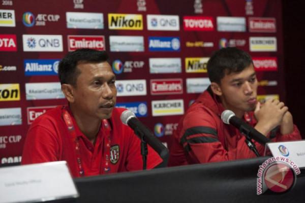 Jelang laga piala AFC 2018
