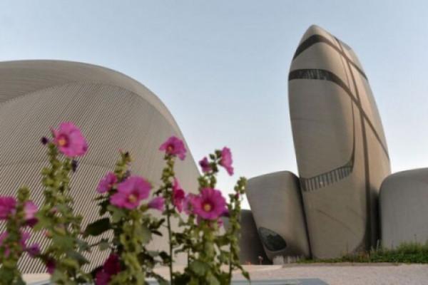 Pesan dari Gedung Budaya untuk pemimpin Arab