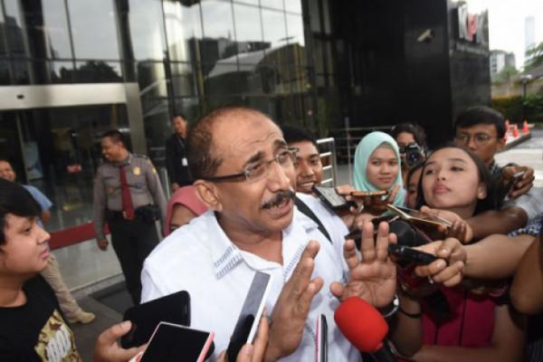 Pemeriksaan Djamal Aziz