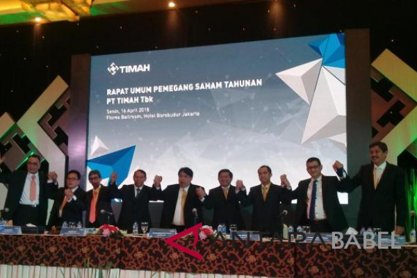 PT Timah improve its existence in world