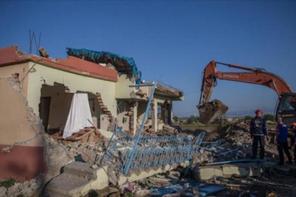 Gempa di Turki lukai 39 orang