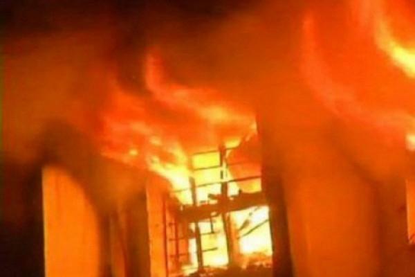 18 tewas dalam kebakaran ruang karaoke di China