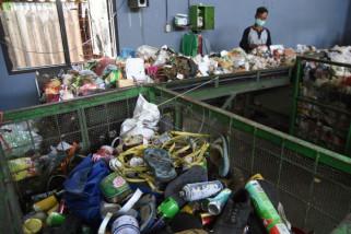 Pusat daur ulang sampah