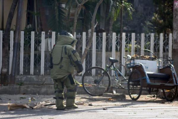 Gegar komunikasi dan aksi terorisme