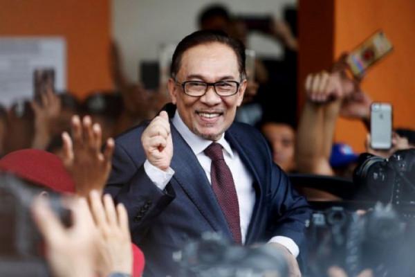 Anwar Ibrahim ucapkan selamat ke Erdogan