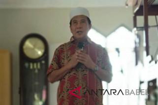 Baznas Bangka Tengah bagikan zakat kepada mustahiq