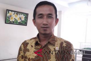 Panwaslu Bangka Tengah tertibkan alat peraga kampanye