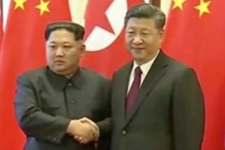 Kim Jong Un kembali temui Xi di Beijing