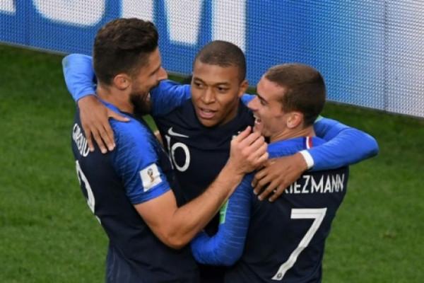 Anatomi hasil penyisihan grup Piala Dunia 2018
