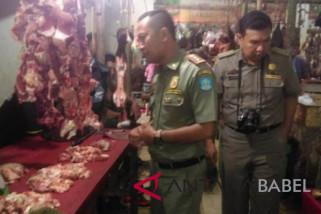 Pemkab Bangka Tengah antisipasi daging berformalin