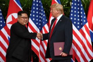 Korea Utara kecam AS karena paksakan sanksi