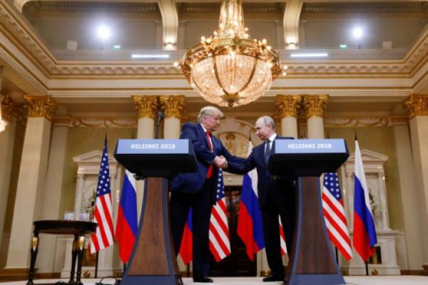 Putin sebut KTT dengan Trump