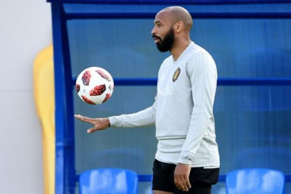 Thierry Henry ingin fokus jadi pelatih