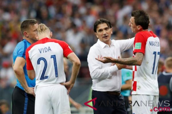 "Kroasia kibarkan bendera perlawanan ""tim kecil"""