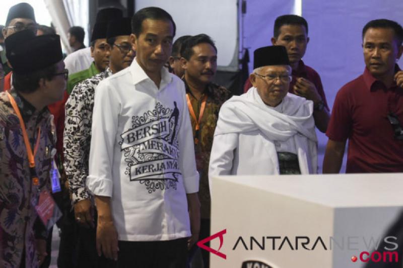 KPK umumkan harta kekayaan Joko widodo
