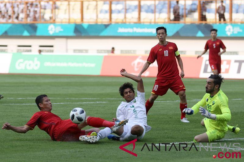 Sepak Bola Vietnam Vs Pakistan