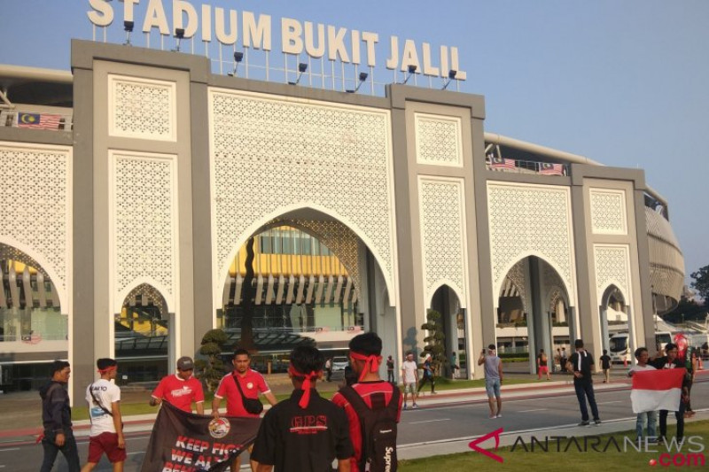 Suporter Indonesia di Malaysia kutuk pengeroyokan yang menewaskan Haringga