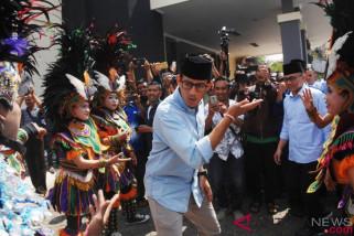 Sandiaga Uno Kunjungi Temanggung