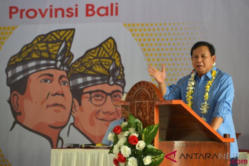 Deklarasi Pemenangan Prabowo-Sandi