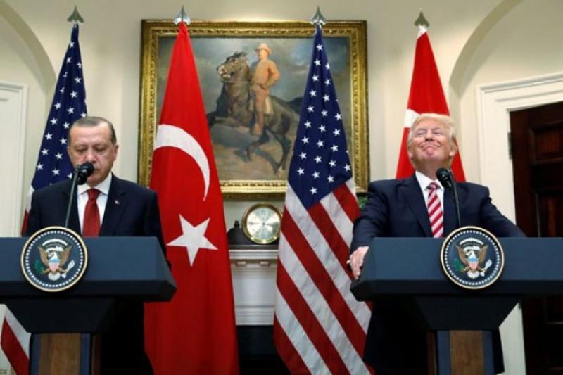 Erdogan-Trump bahas kasus Khashoggi