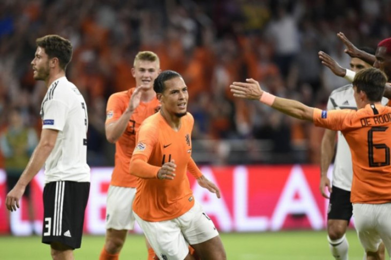 Ronald Koeman: Van Dijk dapat dimainkan Liverpool kontra Huddersfield