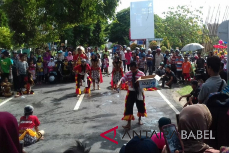 Pemkab Bangka Barat matangkan persiapan pergelaran seni lintas budaya