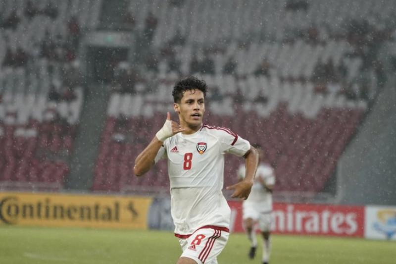 UEA taklukkan Qatar 2-1 dalam laga Grup A